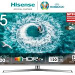 HISENSE H55U8BE TV LED Ultra HD 4K, Dolby Vision HD