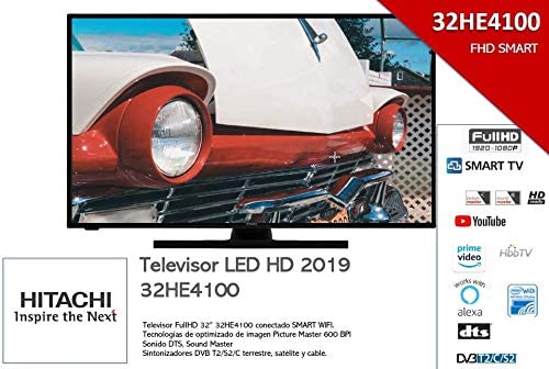 Hitachi 32 pollici : Il televisore Direct LED di Hitachi