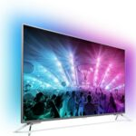 Philips, Fhd49, Smart Tv [Classe di efficienza energetica A]