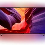 Philips 8600 series TV UHD 4K Razor Slim Android™ 55PUS8601/12 [Classe di efficienza energetica A]