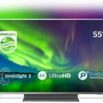 Philips 7500 series Android TV LED 4K UHD 55PUS7504