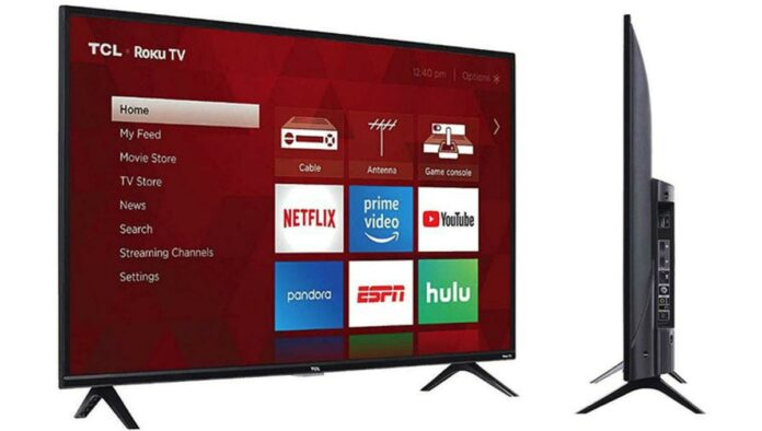 TCL 40S325-CA
