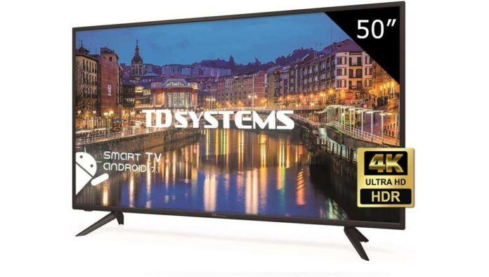 TD Systems K50DLH8US