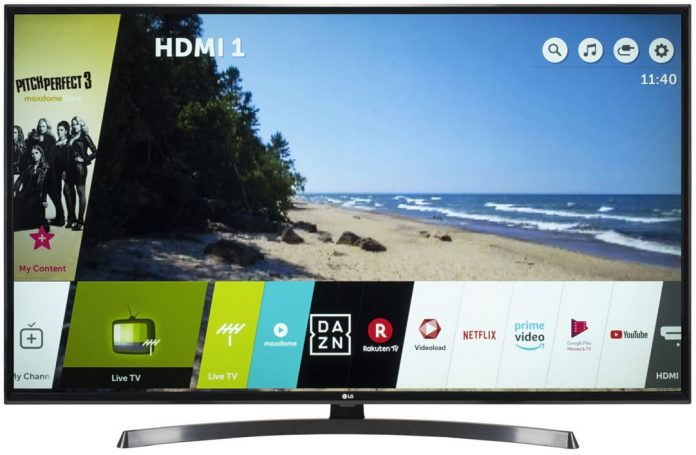 LG 55UK6470 : il televisore Ultra HD 4K 2