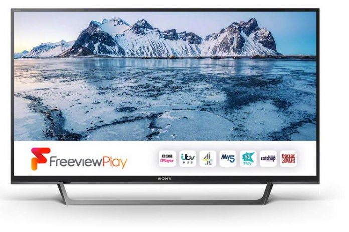 KDL32WE613BU : Sony torna con un televisore Edge-LED 2